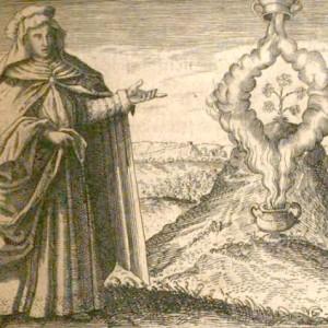 Darstellung aus dem Buch Symbola Aurea Mensae (1617)