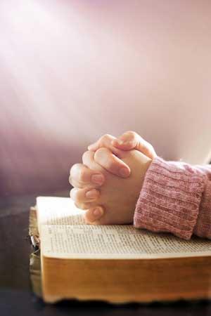 wahres Beten