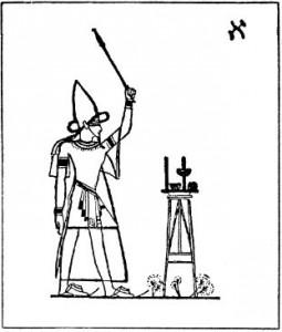 01_Der Magier. Osiris. Das absolute Aktivum