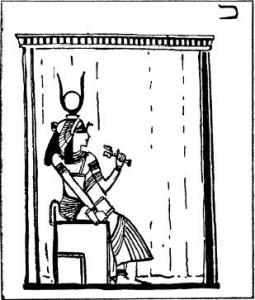 02_Die Priesterin. Isis. Das absolute Passivum