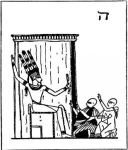 05_Der Hohepriester. Autorität. Verstand