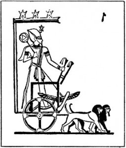 07_Der Wagen des Osiris. Verwirklichung
