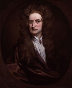 Newton Isaac Sir 1