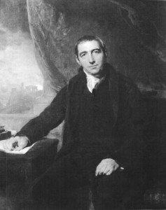 THOMAS TAYLOR 15.5.1758 - 1.11.1835 (Painted in 1830 )