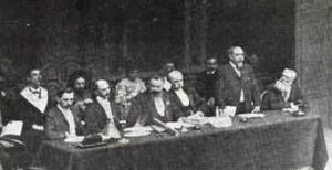 Theodor Reuß, Gérard Encausse, Charles Détré, René Guénon, 1908