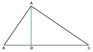 punkt rechtwinkliges dreieck